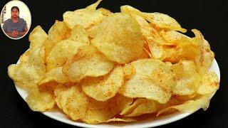 Snacks Recipes in Tamil   Potato Chips