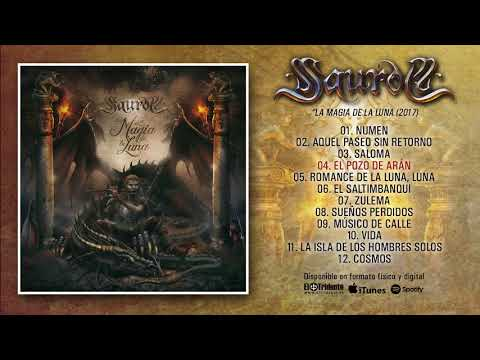 "SAUROM ""La Magia De La Luna"" (Álbum Completo)"