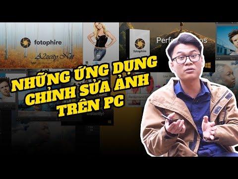 Tổng Hợp ứng Dụng Chỉnh Sửa ảnh Trên PC: Đơn Giản Ai Cũng Có Thể Dùng !