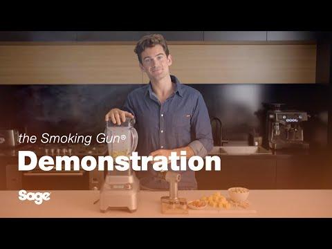 Sage Smoking Gun™ -   Product Demo