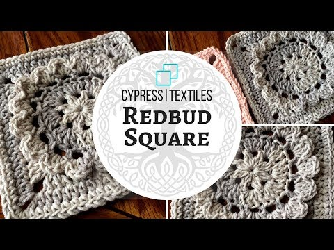 Redbud Square - 2018 VVCAL Reboot Crochet Motif