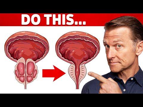 Shrink Your Enlarged Prostate