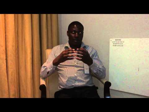 Raymond Sango - Interview