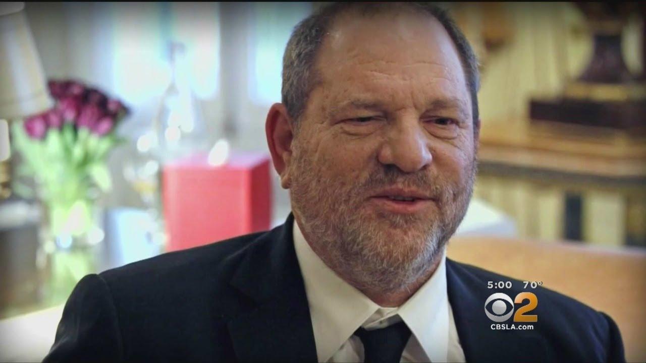 Italian Actress Says Weinstein Raped Her
