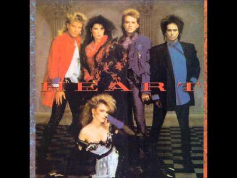 Heart 1985 Album + Bonus Track