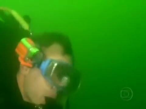 Mergulho No Lago Paranoá Revela Carros E Até Fazenda Histórica
