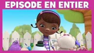 Moment Magique Disney Junior - Docteur la Peluche : Gustave est coincé