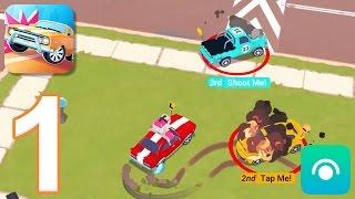 Crash Club: Drive & Smash City - Gameplay Walkthrough Part 1 (iOS)