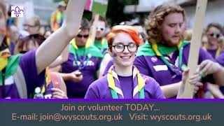 West Yorkshire Scouts - Local TV Commercial