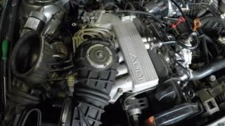 Установка Гбо 2 Поколения На Audi 100.Евро 2
