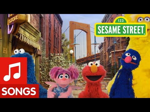 Sesame Street Smarter Stronger Kinder Song Season 46