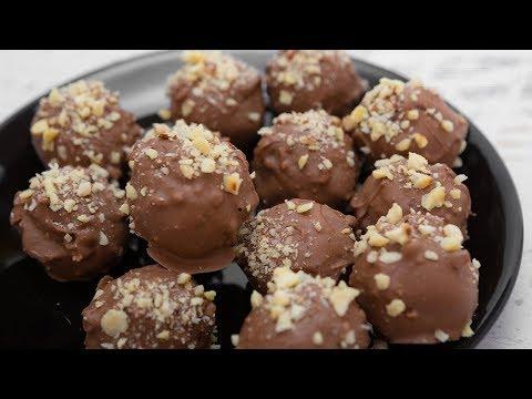 Bebina kuhinja - Brze kuglice - Domaći video recept