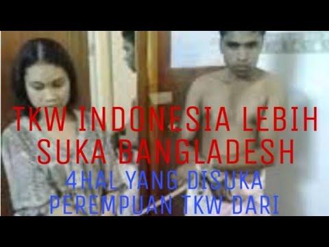 KENAPA TKW INDONESIA LEBIH SUKA BANGLADESH KAREN....