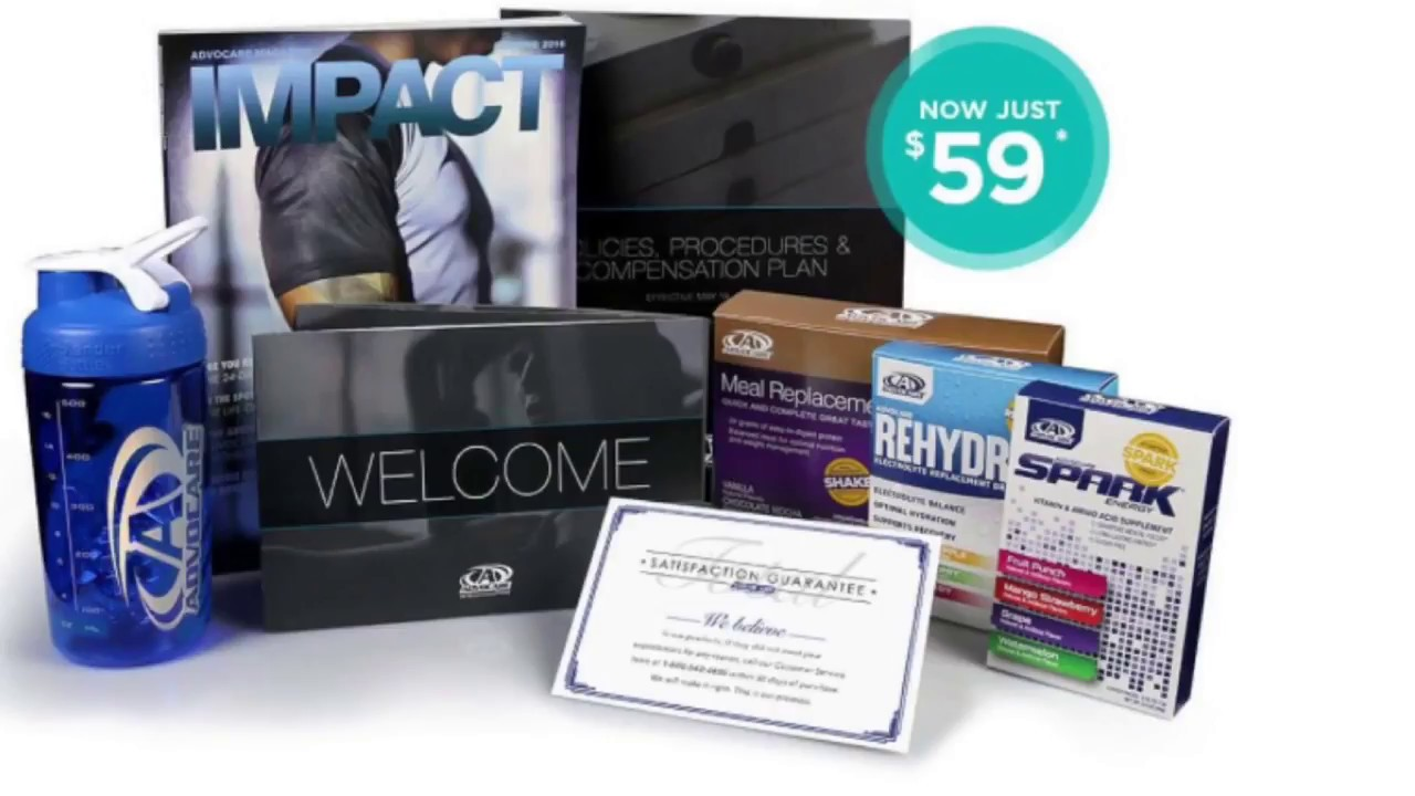 how to be an advocare distributor