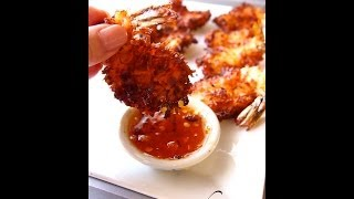 Easy Coconut Shrimp + Tips & Dipping Sauce Recipe!