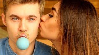 Как правильно всасывать во время поцелуя. - Поцелуй  Вакуумный