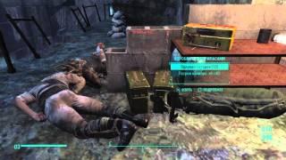 Fallout 4 Снайперский билд, максимальный урон.