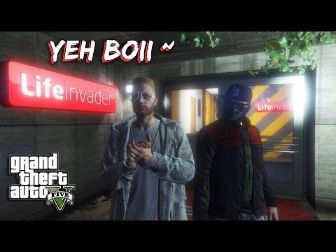 Yeh Boiii~ - GTA 5 Online (Malaysia)    Bersama Paradox