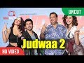 UNCUT - Judwaa 2 Official Trailer Launch | Varun Dhawan, Jacqueline, Taapsee | David Dhawan