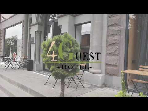 4Guest Hotel, Yerevan Armenia