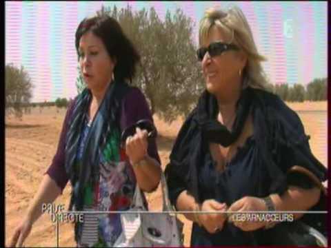 """Reportage France 2 """"prise directe"""" Escrocs en Tunisie - Annie Bouguerba.de YouTube · Durée:  10 minutes 46 secondes"""