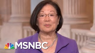 Sen. Mazie Hirono: Sec. Kirstjen Nielsen, Sarah Huckabee Sanders Should Resign | Morning Joe | MSNBC
