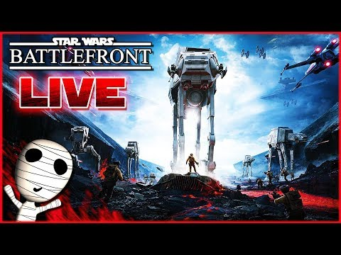 Mit Battlefront in den Tag! #CaptainSlowStyle 🔴 Star Wars: Battlefront // PS4 Livestream thumbnail