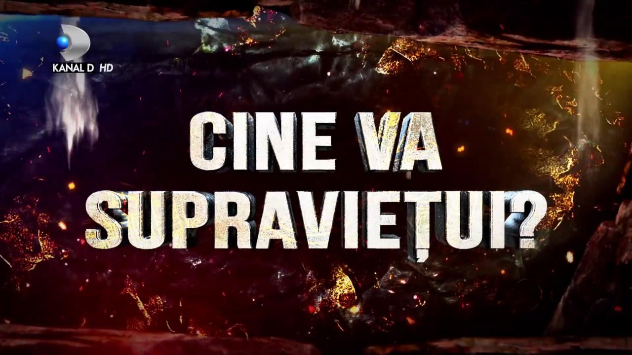 Survivor Romania(04.05.2020) - 8 CONCURENTI! Lupta pentru titlul de
