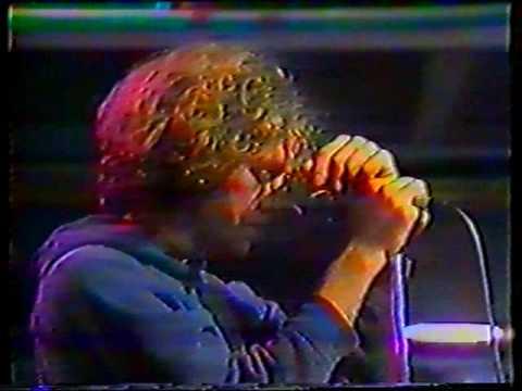 r.e.m. live on THE TUBE 1983 so central rain rem i,m sorry