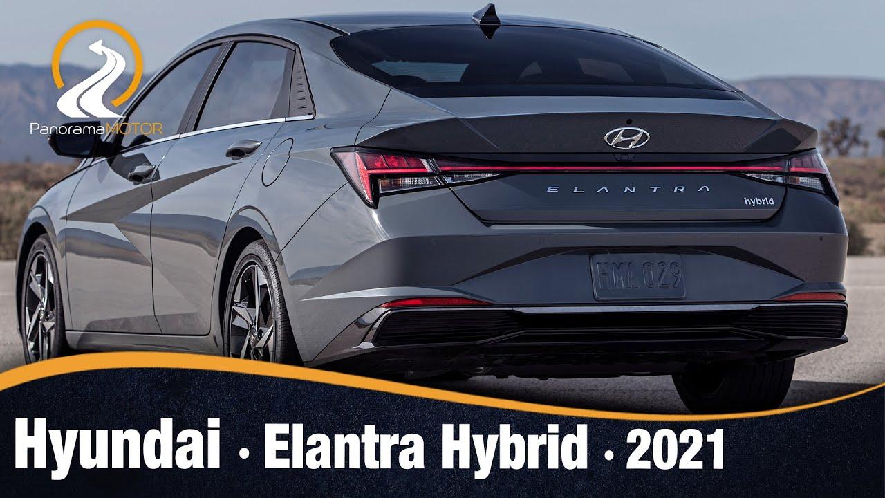2021 Hyundai Sonata Hybrid Configurations
