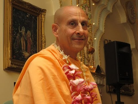 Glories Of Mother Ganges - 2, Sunday feast, HH Radhanath Swa