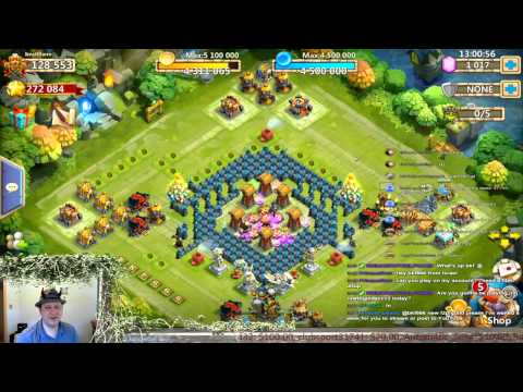 Castle Clash -  What To Do Before A Maintenance & I Have A  Cupid On The Way