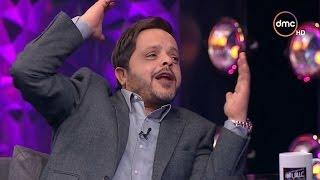أشرف عبد الباقي لمحمد هنيدي: «رغم الحجم لكنك لبط» .. فيديو