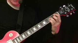 Guitar Lesson - Electric Flamenco