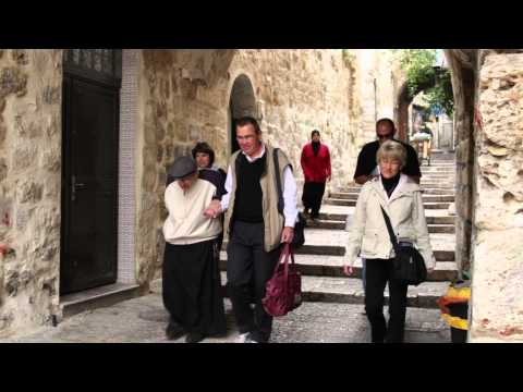 Dancing with God - A Holy Land Pilgrimage Experience