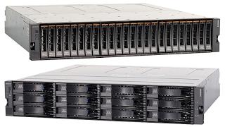 Корпоративная система хранения данных Lenovo Storage V3700 V2