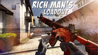 CS:GO - The Rich Man
