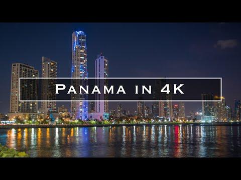 Panama in 4K