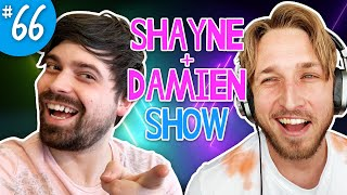 The Return of The Damien & Shayne Show! - SmoshCast #66