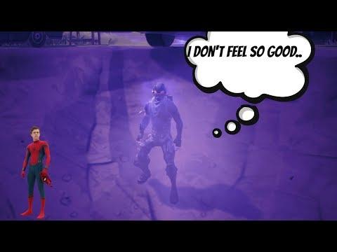 Mr. Stark, I Don't Feel So Good (Fortnite Version)