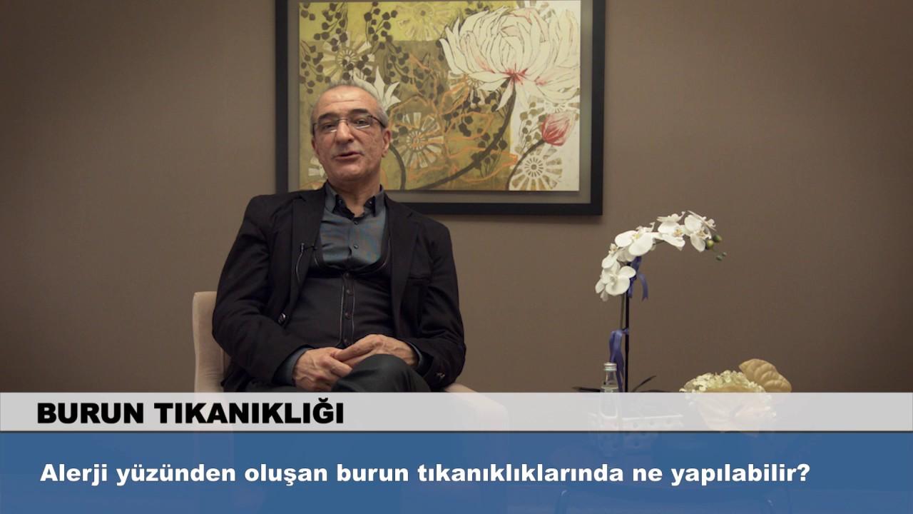Alerjik Rinit Nezle Saman Nezlesi Bitkisel Tedavi İbrahim Saraçoğlu