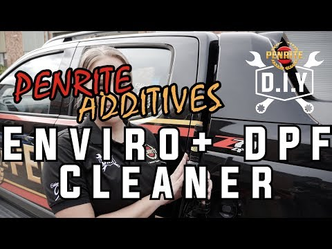 ENVIRO+ DPF CLEANER | Penrite Oil