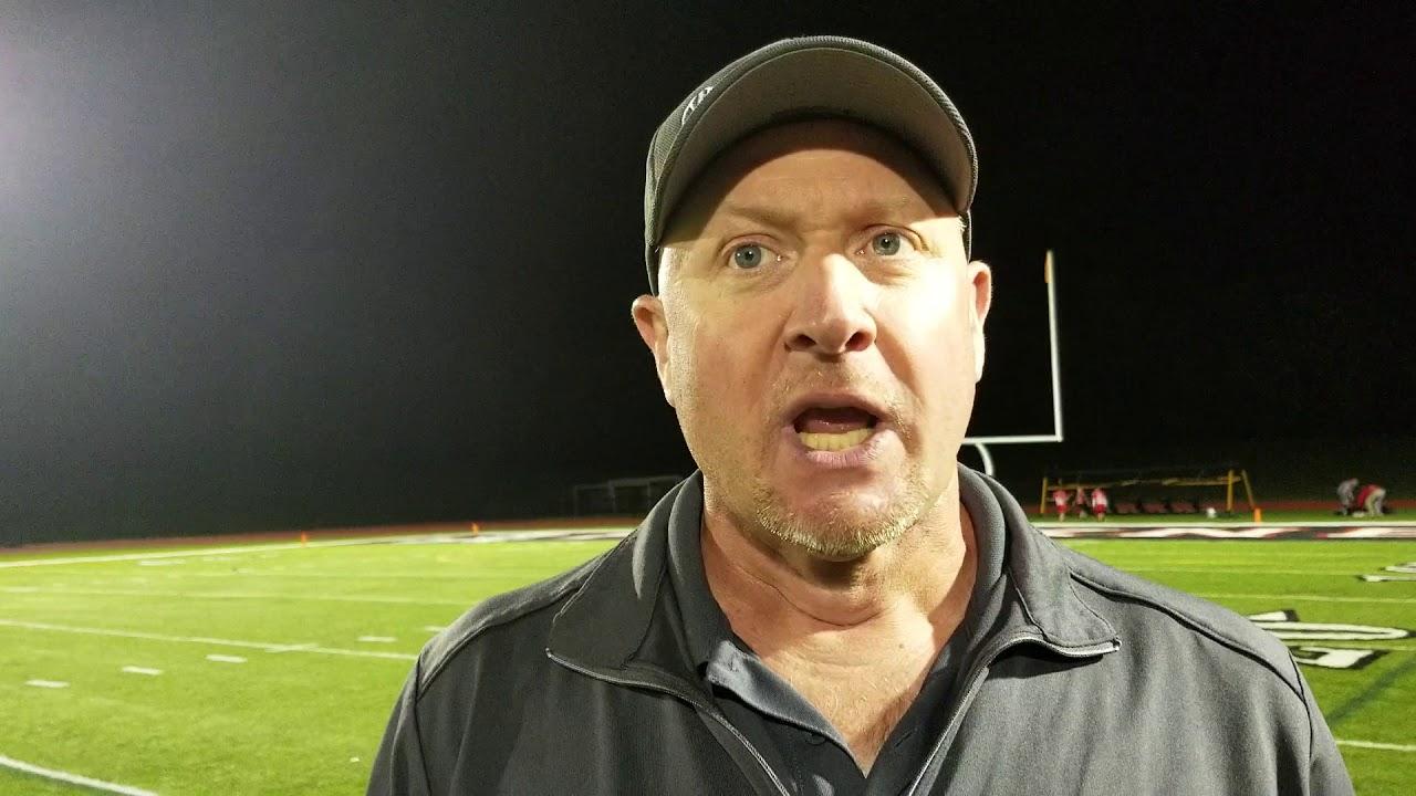 Bedford Football Coach Jeff Wood Youtube