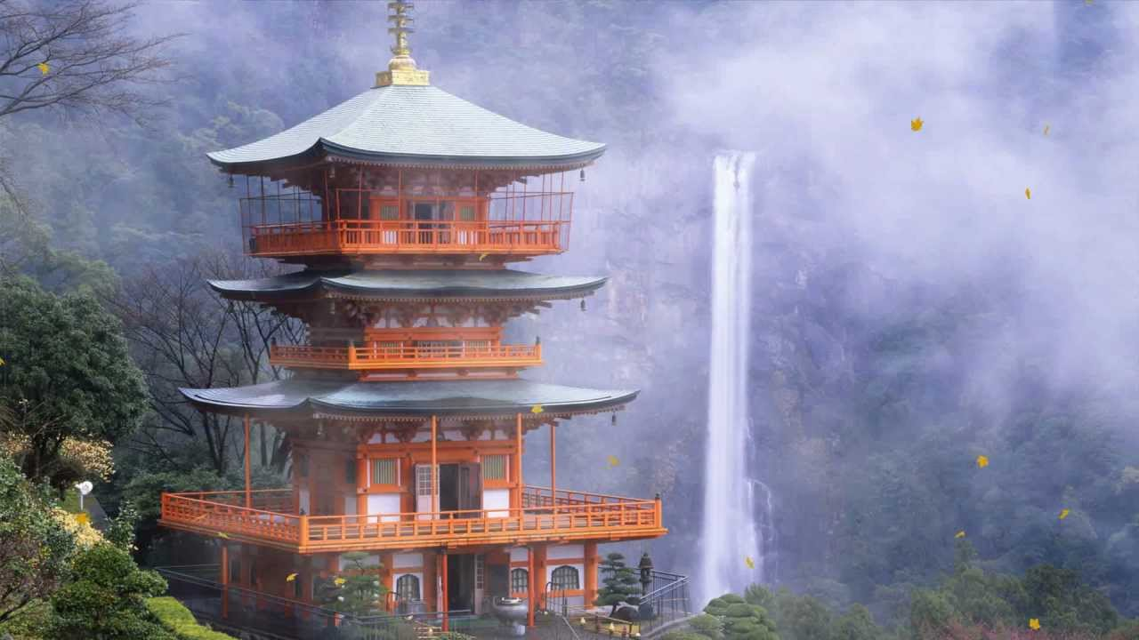 Traditional Japan Animated Wallpaper http://www ...