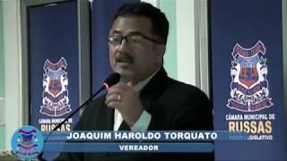 Haroldo Torquato Pronunciamento 13 03 2018