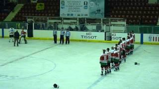 България - Австралия 1:0 Хокей на лед, младежи до 18год.(България - Австралия 1:0 Хокей на лед, младежи до 18год., 2014-03-26T20:57:37.000Z)
