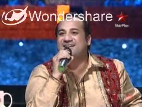 Rahat sings Kande Utte