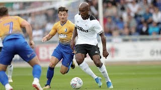 SHORT MATCH HIGHLIGHTS | Mansfield Town Vs Derby County
