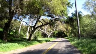 Fallbrook - De Luz - Rainbow cycling (raw)