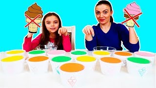 Nu Alege INGHETATA Slime Challenge | Don't CHOOSE Ice Cream
